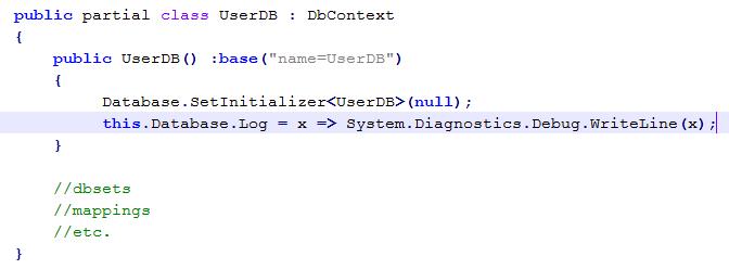 dbcontext